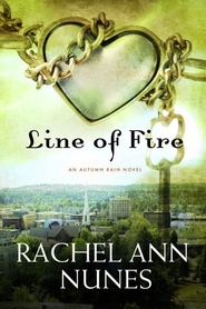 Image for Line of Fire -   An Autumn Rain Mystery