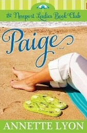 Image for Paige - The Newport Ladies Book Club -