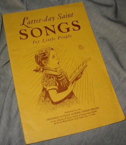 Image for Latter-day Saint Songs for Little People