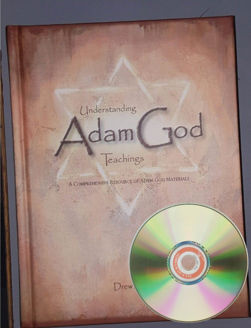 Image for UNDERSTANDING ADAM-GOD TEACHINGS - A Comprehensive Resource of Adam - God Materials