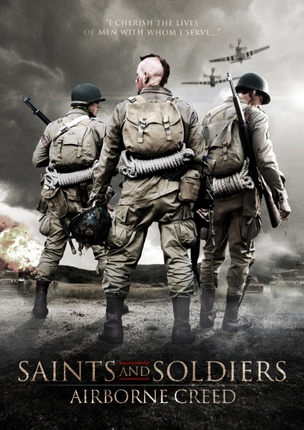 Image for Saints and Soldiers - Airborne Creed (DVD)