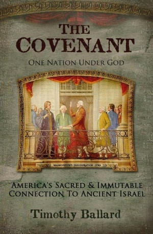 Image for The Covenant, One Nation Under God -  America's Sacred & Immutable Connection To Ancient Israel