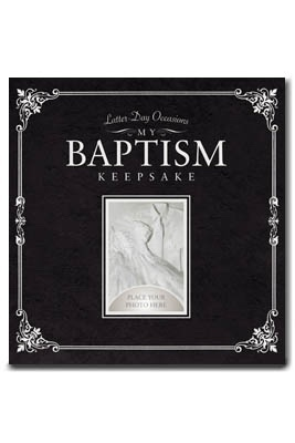 Image for My Baptism Keepsake
