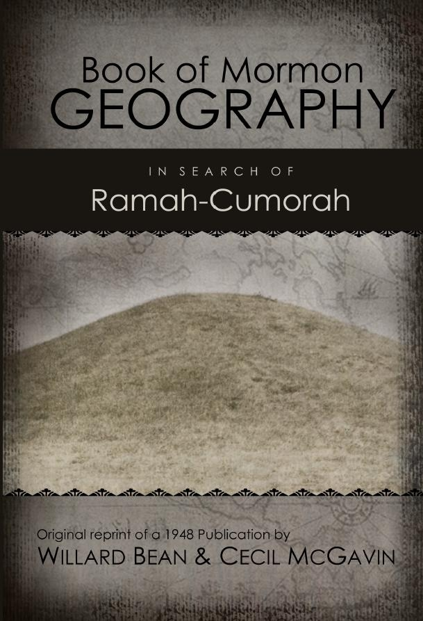Image for Book Of Mormon Geography -  In search of Ramah-Cumorah
