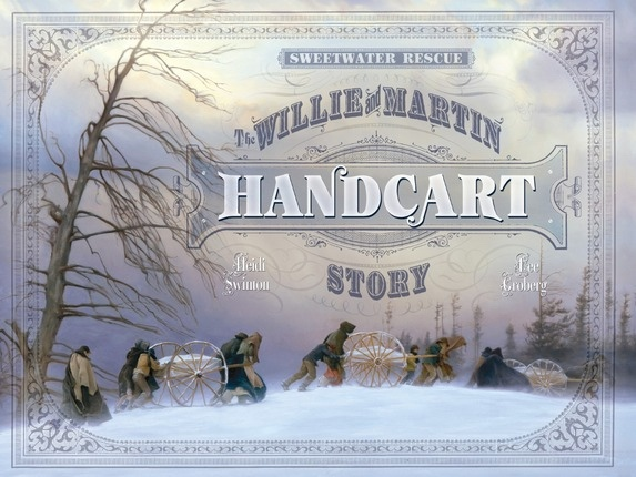 Image for Sweetwater Rescue -  The Willie and Martin Handcart Story