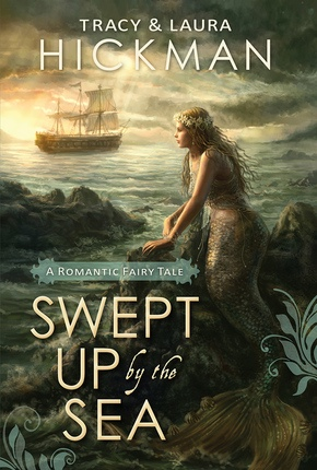 Image for Swept Up by the Sea -  A Romantic Fairy Tale