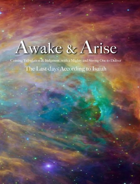 Image for Awake and Arise -  Coming Tribulation and Judgement, With a Mighty and Strong One to Deliver. The Last-days According to Isaiah.