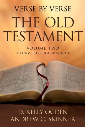 Image for Verse by Verse: The Old Testament -  Volume 2: 1 Kings Through Malachi