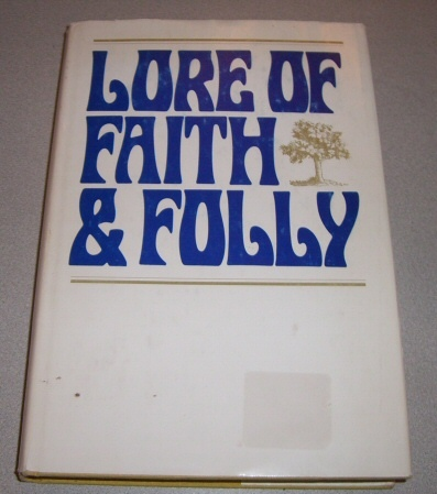 Image for Lore of Faith and Folly -