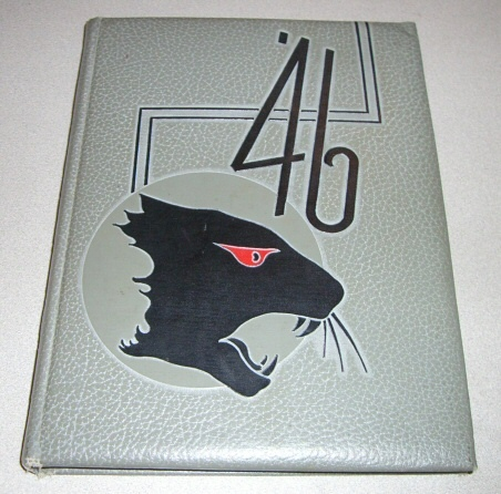 Image for The Panther, West High School, Salt Lake City, Utah Yearbook [1946]