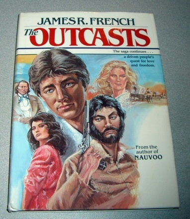 Image for The Outcasts -  The saga continues...a driven people's quest for love and freedom