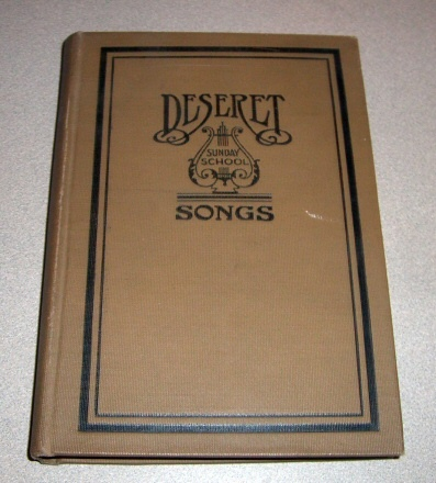 Image for DESERET SUNDAY SCHOOL SONG BOOK