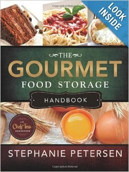 Image for The Gourmet Food Storage Handbook -  With Chef Tess Bakeresse