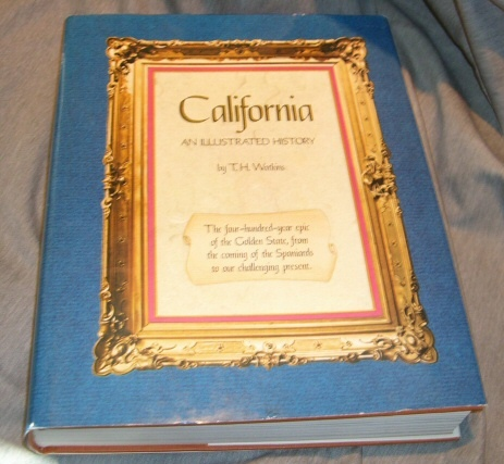 Image for California -  An illustrated history