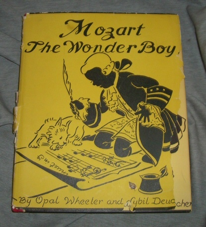 Image for Mozart the Wonder Boy