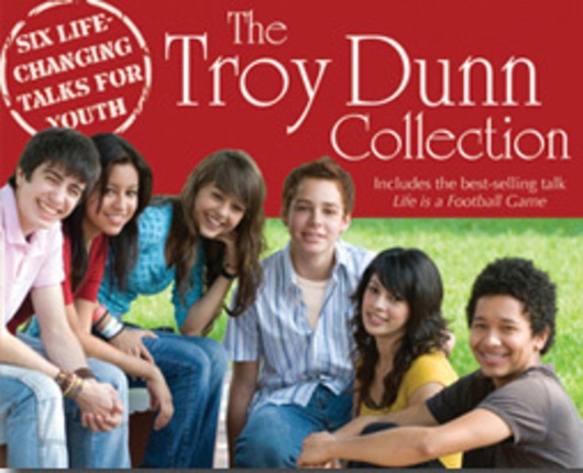 Image for The Troy Dunn Collection - Six Life Changing Talks for Youth