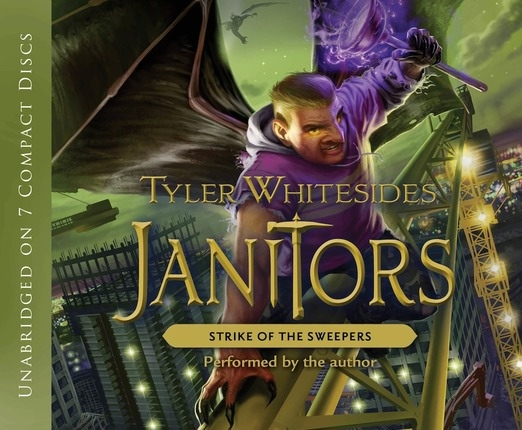 Image for Strike of the Sweepers -  Janitors, Book 4