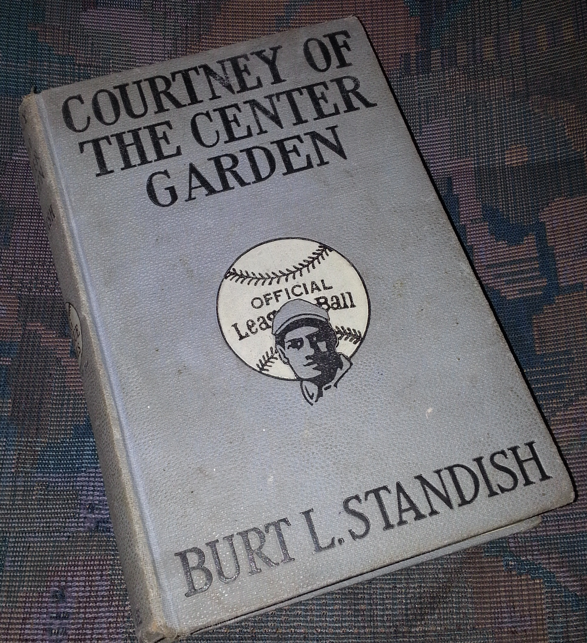 Image for Courtney Center Garden (Big League Series #7 )