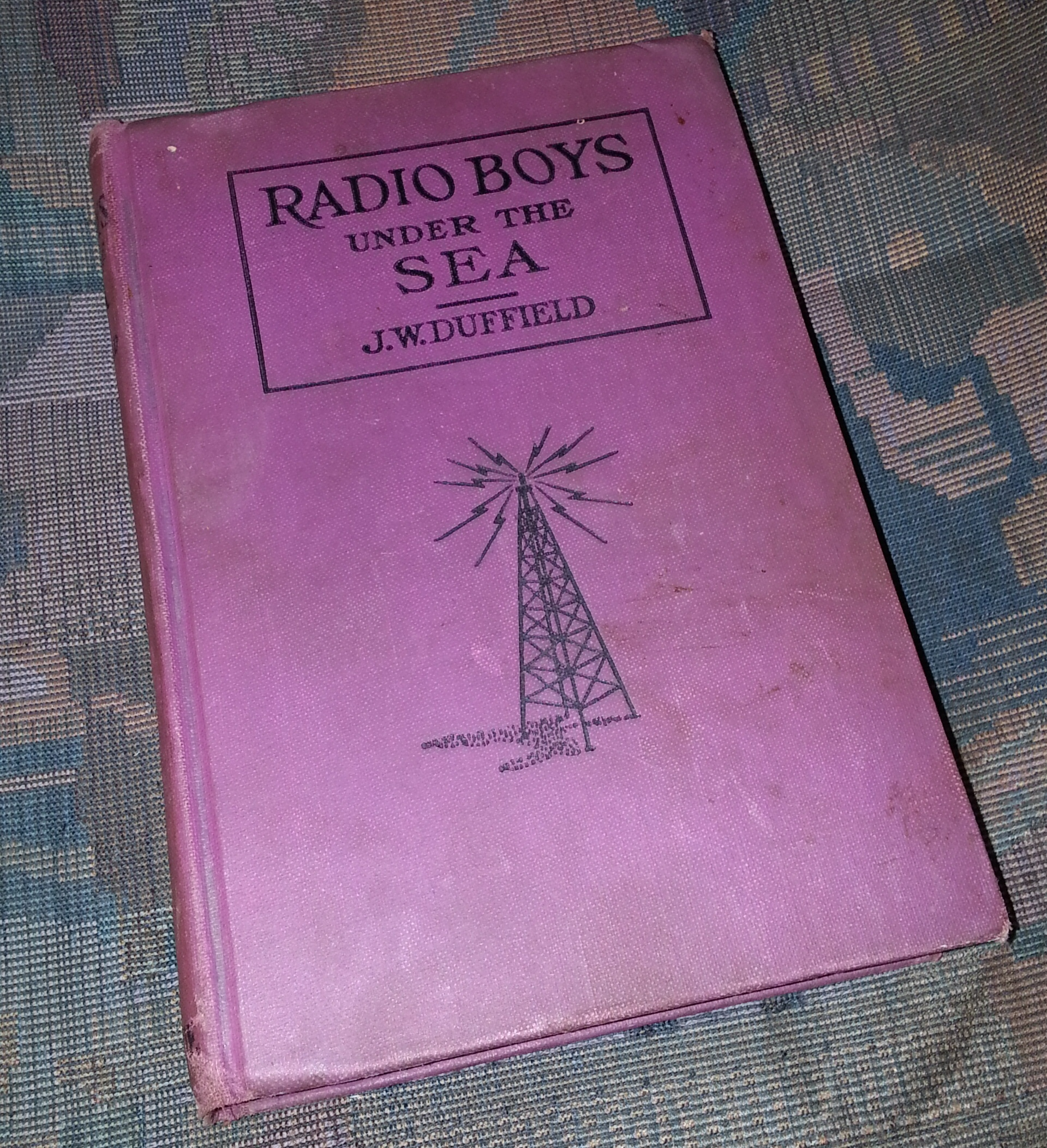 Image for The Radio Boys Under the Sea
