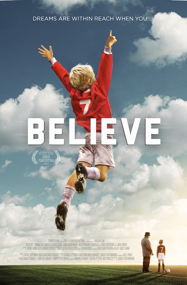Image for Believe (Dreams Are Within Reach When You Believe) DVD