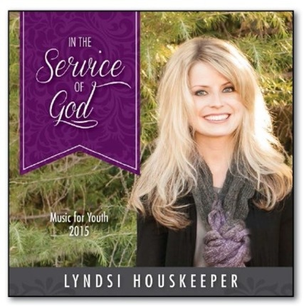 Image for In the Service of God: Music for Youth 2015 (CD)