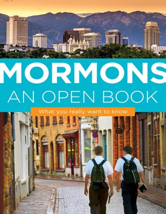 Image for Mormons: An Open Book