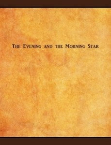 Image for THE EVENING AND THE MORNING STAR