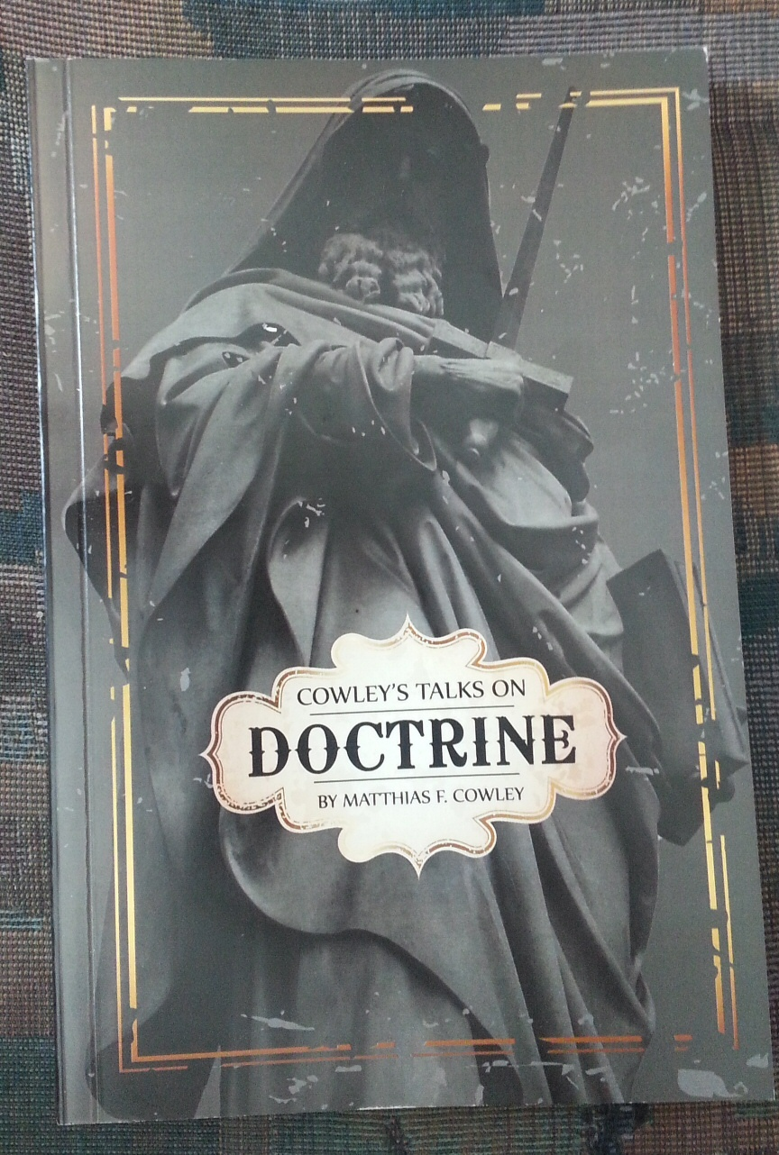 Image for Cowley's Talks on Doctrine