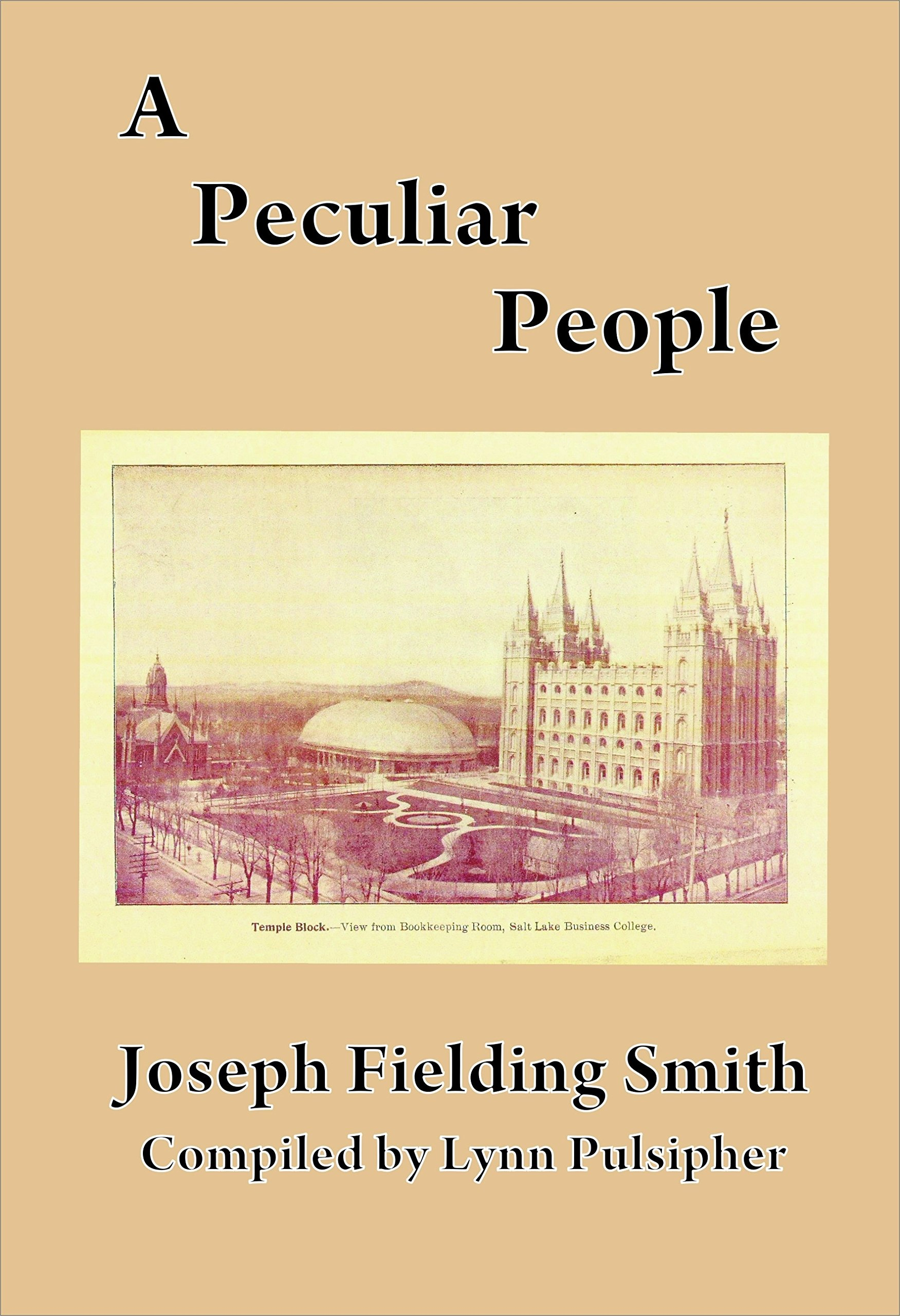Image for PECULIAR PEOPLE