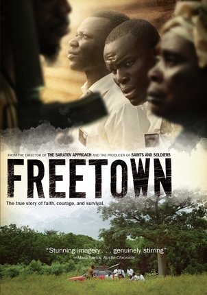 Image for Freetown (DVD)