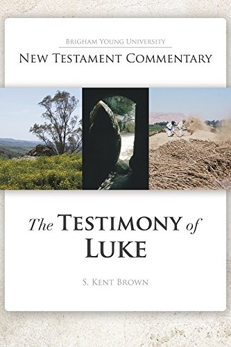 Image for The Testimony of Luke
