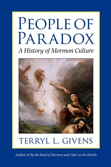 Image for People of Paradox;   A History of Mormon Culture