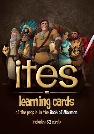 Image for Ites;  Learning Cards of the People in the Book of Mormon