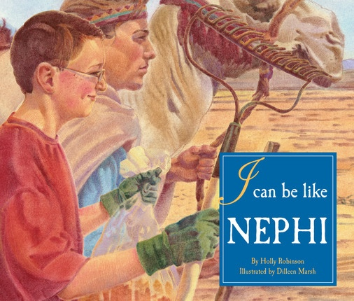 Image for I CAN BE LIKE NEPHI