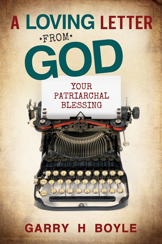 Image for A Loving Letter from God;  Your Patriarchal Blessing