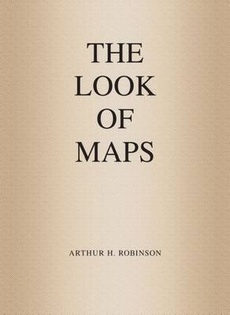 Image for The Look of Maps;   An Examination of Cartographic Design