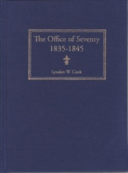 Image for A Tentative Inquiry into the Office of Seventy, 1835-1845
