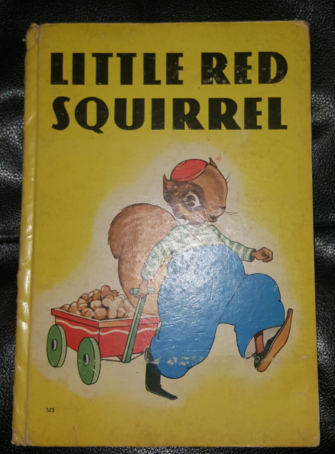 Image for Little Red Squirrel;