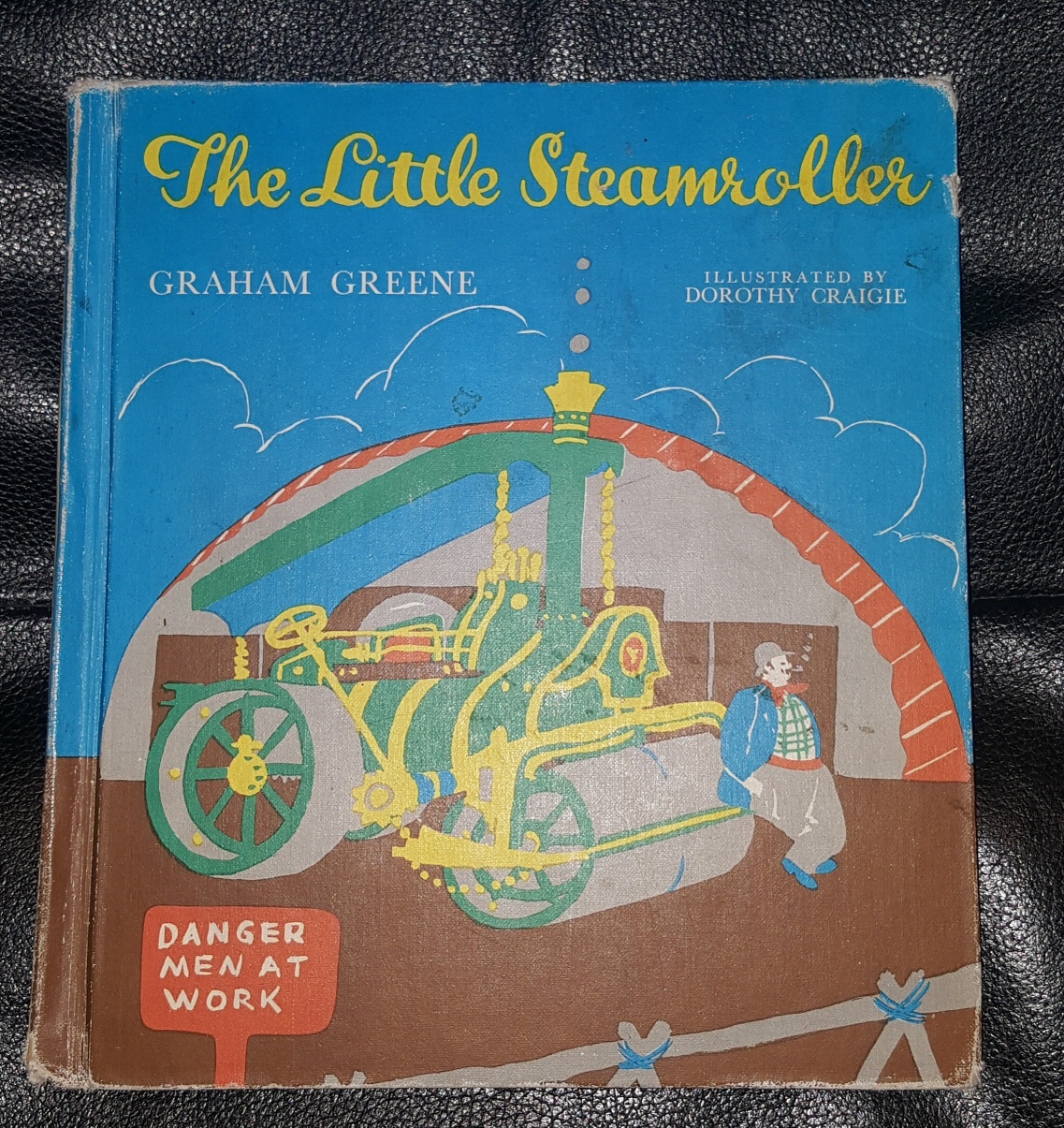 Image for The Little Steamroller;   A Story of Adventure, Mystery, and Detection