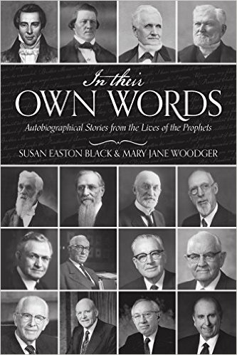 Image for In Their Own Words;   Autobiographical Stories from the Lives of the Prophets