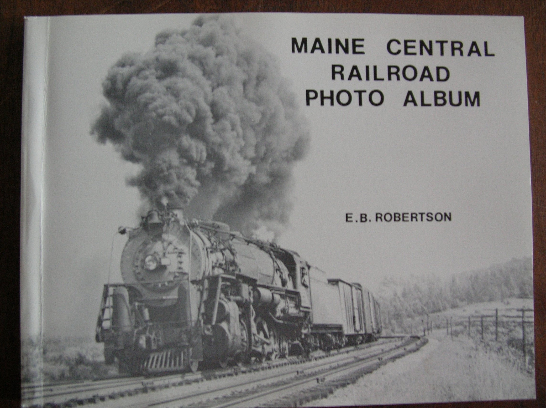 Image for Maine Central Railroad photo album