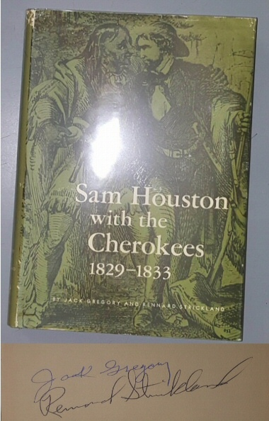 Image for Sam Houston with the Cherokees, 1829–1833