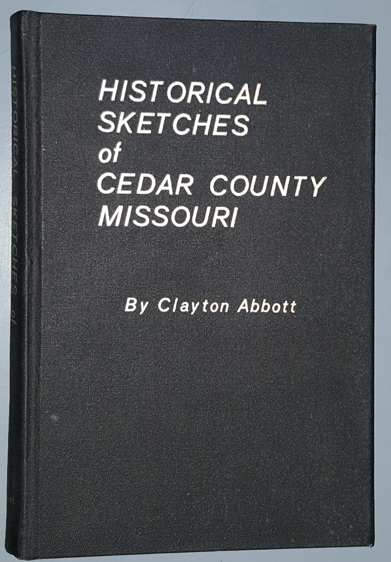 Image for Historical Sketches of Cedar County, Missouri