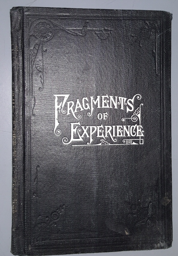 Image for FRAGMENTS OF EXPERIENCE (1882)