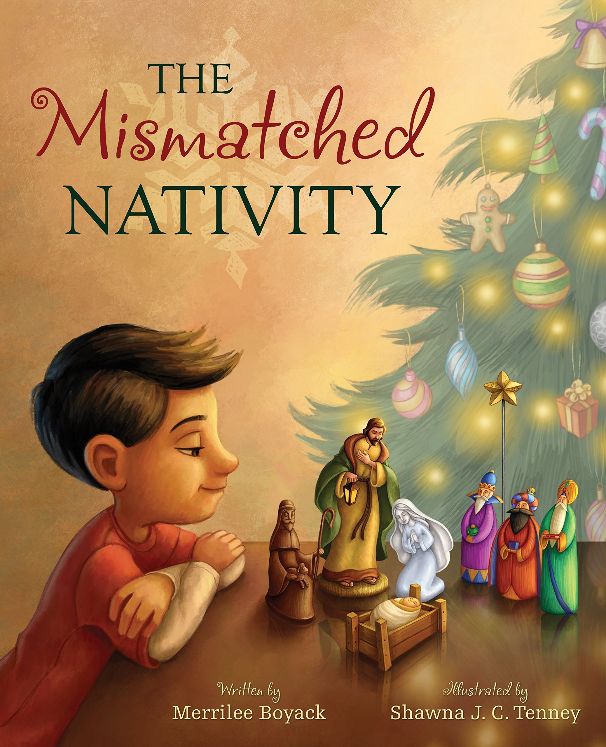 Image for The Mismatched Nativity