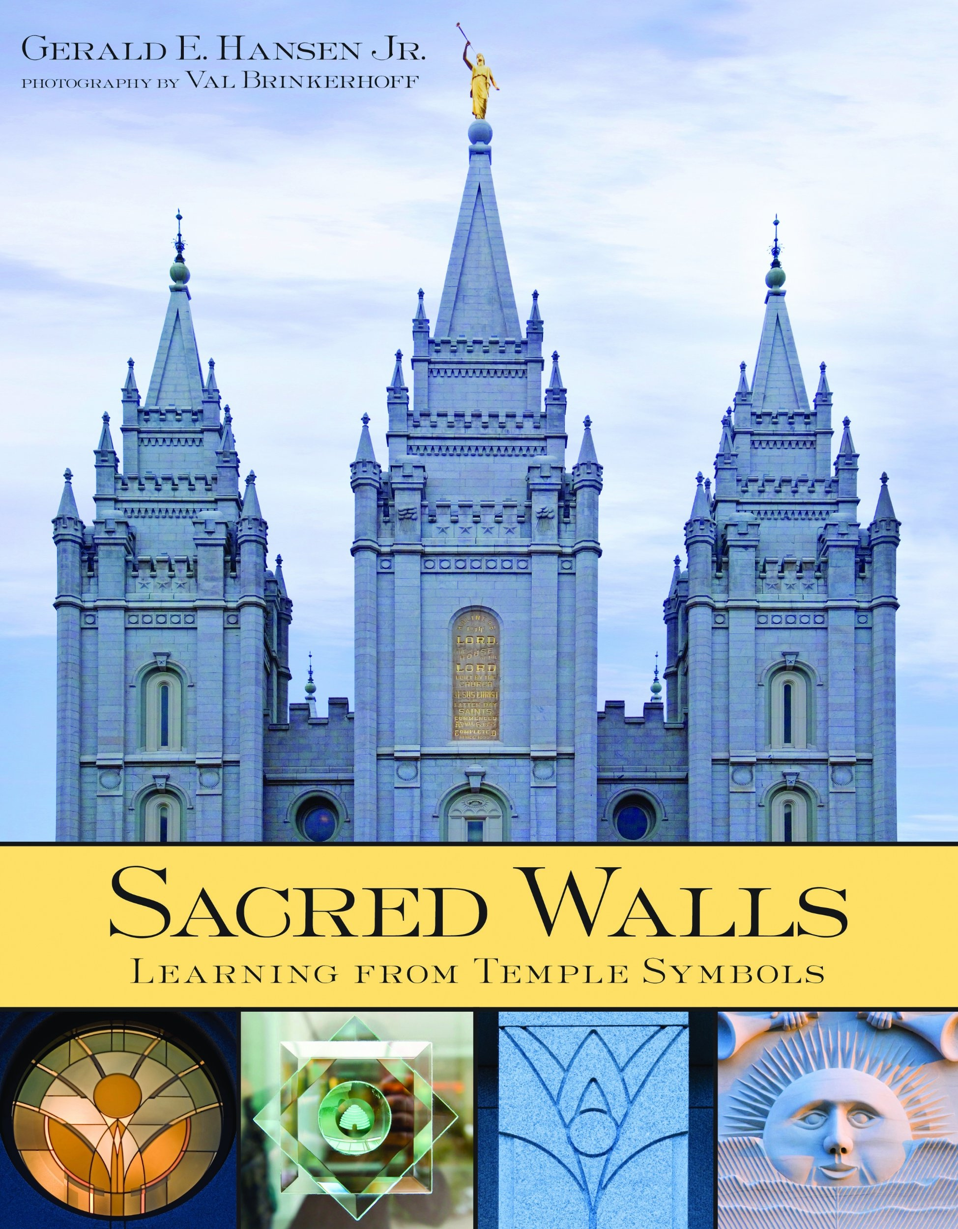 Image for Sacred Walls -  Learning from Temple Symbols