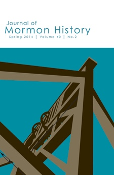 Image for Journal of Mormon History (Spring 2014, Volume 40 No.2)