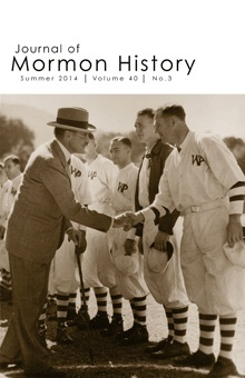 Image for Journal of Mormon History (Fall 2014, Volume 40 No.3)