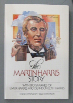 Image for THE MARTIN HARRIS STORY