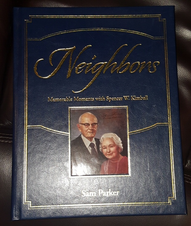 Image for Neighbors;   Memorable Moments with Spencer W. Kimball